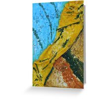 """A Flash Of Yellow"" by Carter L. Shepard Greeting Card"