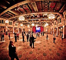 Plaza Ballroom, Regent Theatre, Melbourne by davebanenphoto