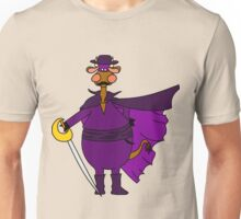 The masked cow Unisex T-Shirt
