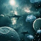 In Space . . .   by Peter Krause