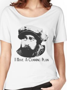 Baldrick - I Have A Cunning Plan Women's Relaxed Fit T-Shirt