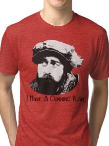 Baldrick - I Have A Cunning Plan Tri-blend T-Shirt