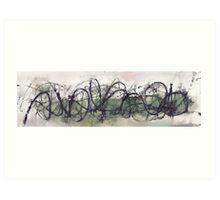 SIGNATURE(C2013) Art Print