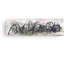 SIGNATURE(C2013) Canvas Print