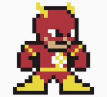 8-bit Flash T-Shirt