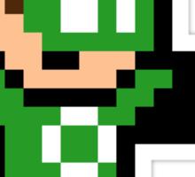 8-bit Green Lantern Sticker