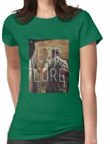 E X P L O R E Womens Fitted T-Shirt