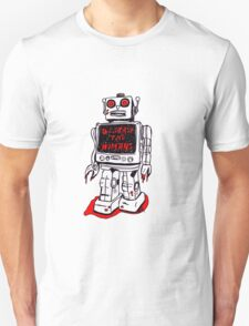 Robot Destroy All Humans T-Shirt