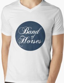 Band of Horses Mens V-Neck T-Shirt