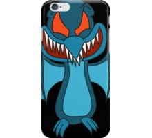 Evil Penguin iPhone Case/Skin