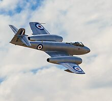 Gloster Meteor F.8 by Chris  Randall