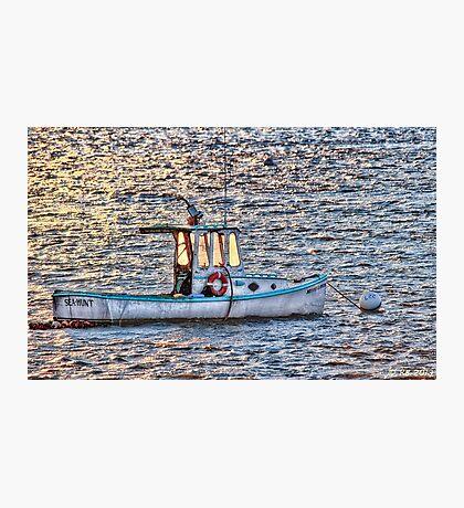 Sea Hunt Sunset Photographic Print