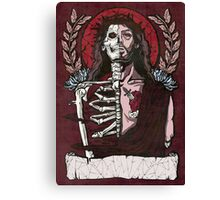 Death Canvas Print