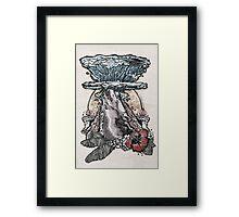 zenith Framed Print