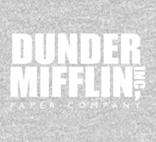 DUNDER MIFFLIN by simon23