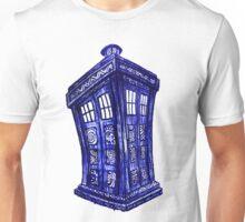 Trippin the Tardis Unisex T-Shirt