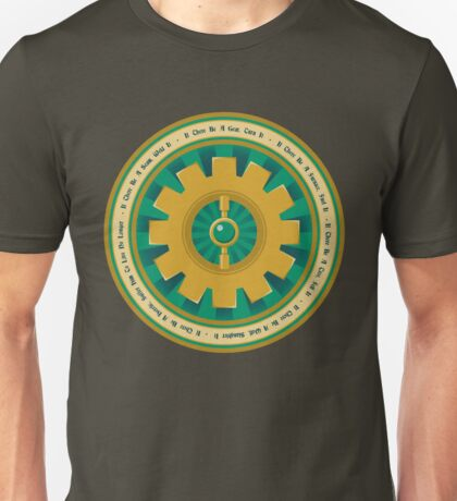 New Church of the Gear Unisex T-Shirt