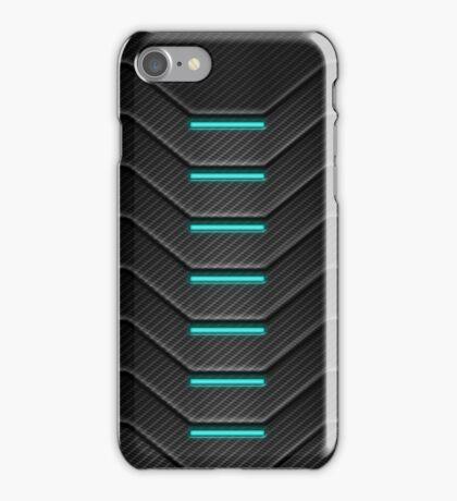 Carbon Fibre Futuristic Phone Case iPhone Case/Skin