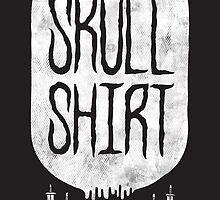 Skull Shirt by Hector Mansilla