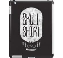 Skull Shirt iPad Case/Skin