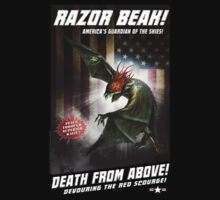 RAZOR BEAK SUPREME! by 01Graphics