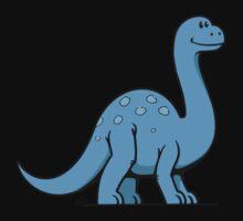 DinoKids Brontosaurus 01 Kids Tee