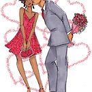 Valentine Kisses by Veronica Miller Jamison