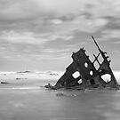 SS Speke Shipwreck by Jim Worrall