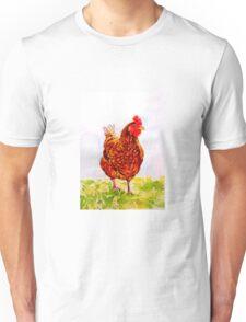 Hen Unisex T-Shirt