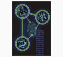 Science Fingerprint ID One Piece - Short Sleeve