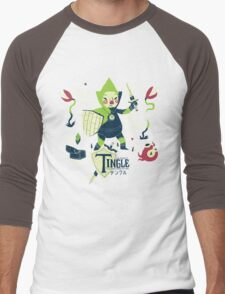 the legend of tingle: the magic words of time Men's Baseball ¾ T-Shirt