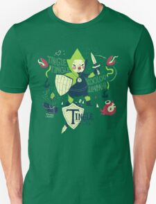 the legend of tingle: the magic words of time Unisex T-Shirt