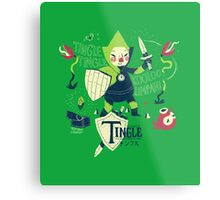 the legend of tingle: the magic words of time Metal Print