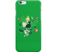 the legend of tingle: the magic words of time iPhone Case/Skin