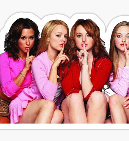Mean Girls Sticker