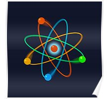 Dynamic Atomic Structure Poster