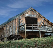 May Plantation Cotton Gin by RickDavis