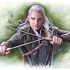 Prince of Mirkwood by jankolas