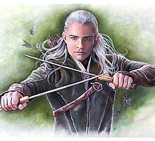 Prince of Mirkwood by jankolas