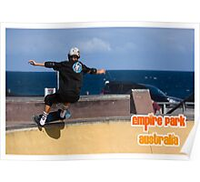 Stand Up Grind Poster