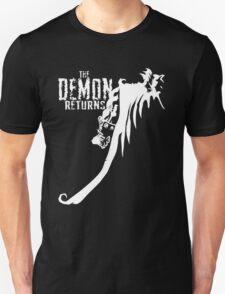 The Demon Returns (White) Unisex T-Shirt