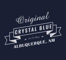 Breaking Bad Vintage Logo- Crystal by TonySinger