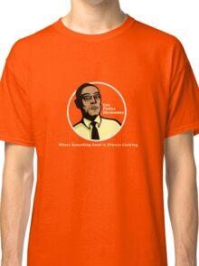 Gus Fring- Los Pollos Hermanos Classic T-Shirt