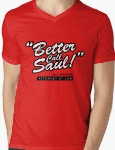 Better Call Saul- Breaking Bad Mens V-Neck T-Shirt