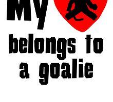 My Heart Belongs To A Goalie by kwg2200