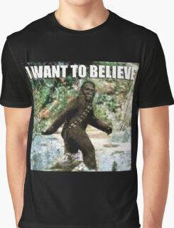 Chewy in the woods Graphic T-Shirt