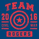 TEAM ROGERS by Brandon Wilhelm
