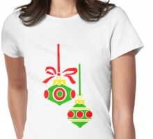 Ornaments Womens Fitted T-Shirt