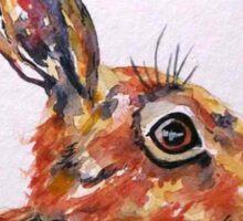 Hare 33 Sticker