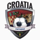 Croatia - World Cup Brasil 2014 Collection by idandesign